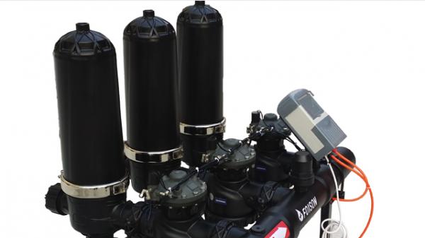 F303自动反冲洗过滤系统