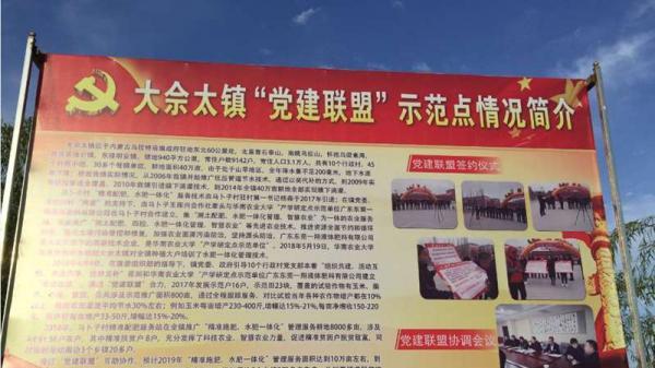 """党建引领 创优惠农 东莞一翔""""党建联盟""""示范点迎来市级考察团"""